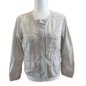 GAP Khaki Safari | Utility Jacket S
